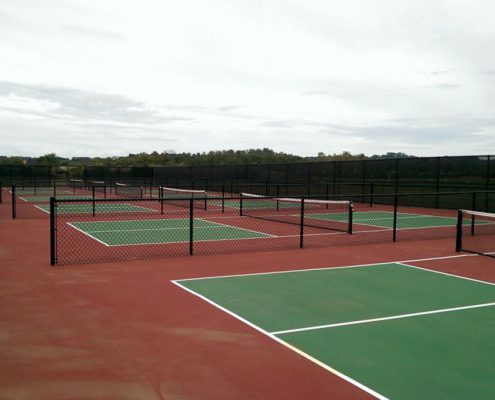 Clear Creek Park pickleball courts