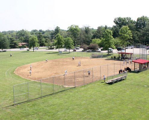 Juilfs Park Marty Brennaman field