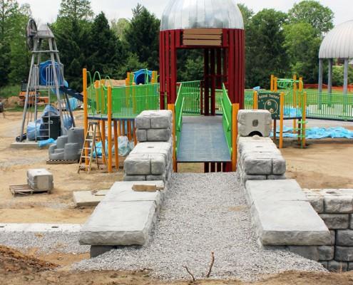 Juilfs Park playground