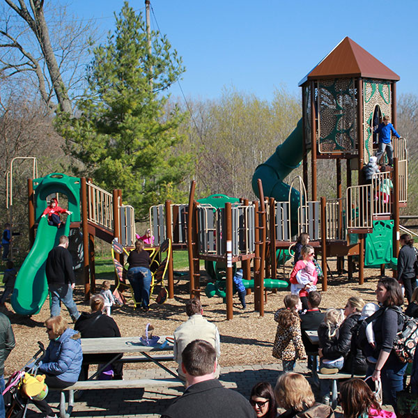Riverside Park playground