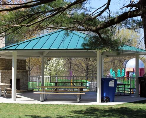 Juilfs Park Shelter #1