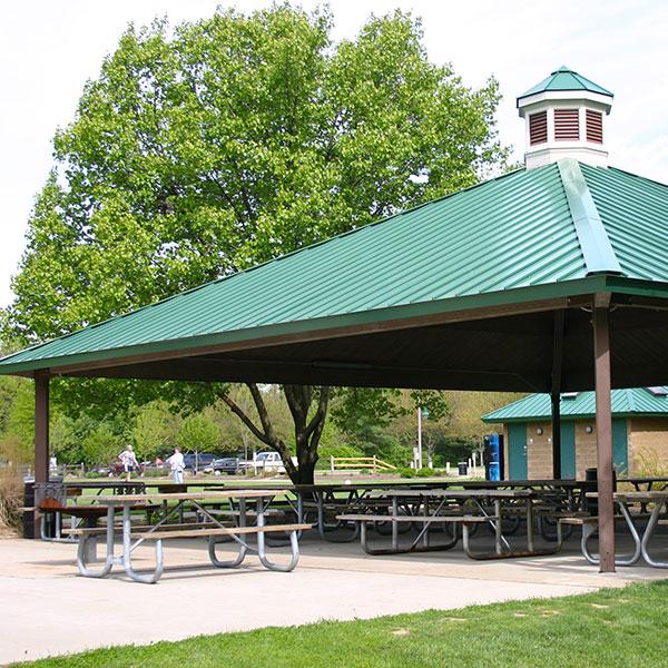 Veterans Park Shelter 1