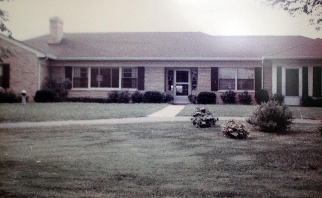 Juilfs residence, 1980