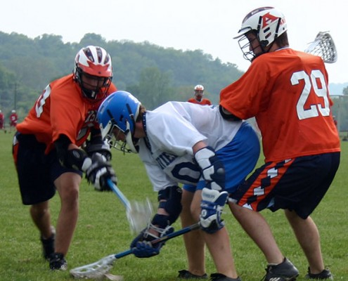 Lacrosse at Clear Creek Park