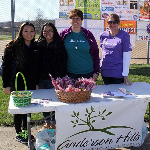 Egg Hunt Sponsorship - anderson hills united methodist church