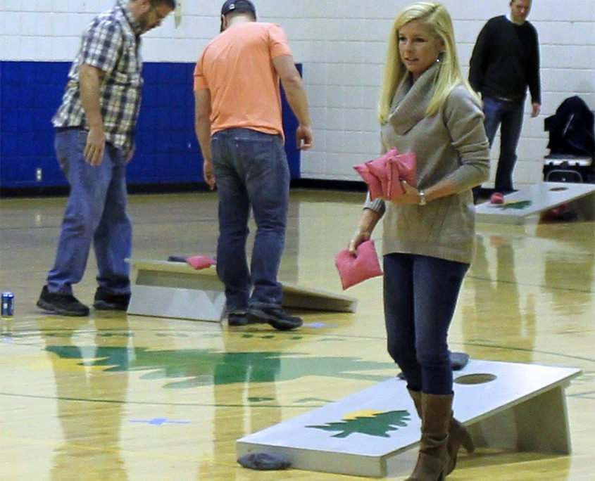 Adult Co-Rec Cornhole League at Anderson Parks RecPlex