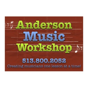 Anderson Music Workshop logo
