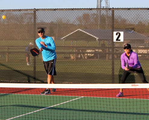 Clear Creek Park pickleball