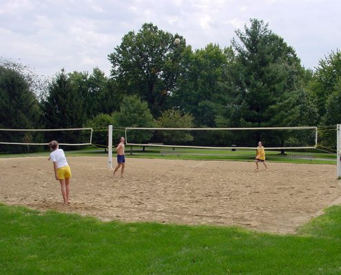Juilfs Park Volleyball Courts