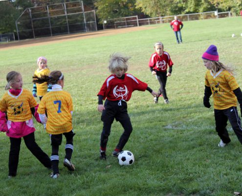 Juilfs Park soccer fields