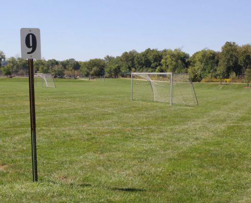 Riverside Park fields