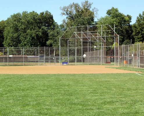 Riverside Park ball diamond