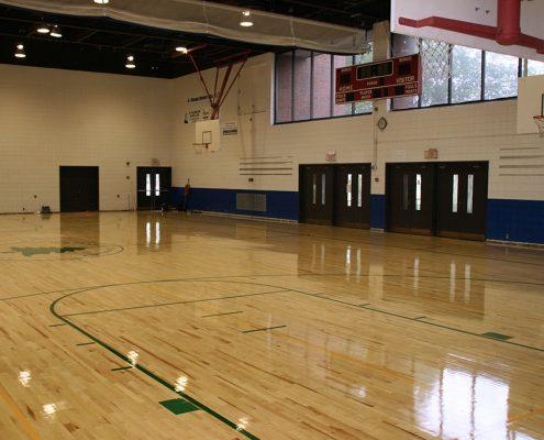 Anderson Parks RecPlex gym