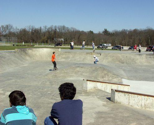 Beech Acres Park skatepark