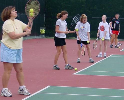 Juilfs Park Tennis Courts