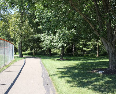 Last gifts: Adopt-a-Tree with engraved markers at Riverside Park
