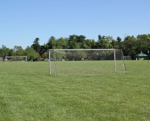 Veterans Park fields