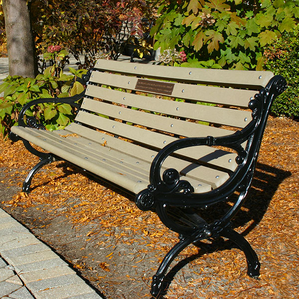 Lasting gifts: Adopt-A-Bench