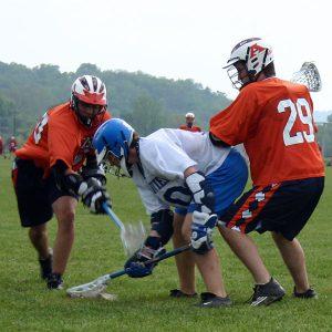 Lacrosse at Clear Creek Park