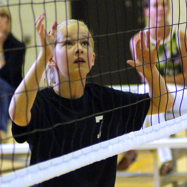 Anderson Park District youth volleyball