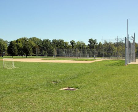 Beech Acres Park ball diamond/soccer field
