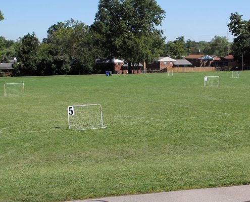 Beech Acres Park soccer fields
