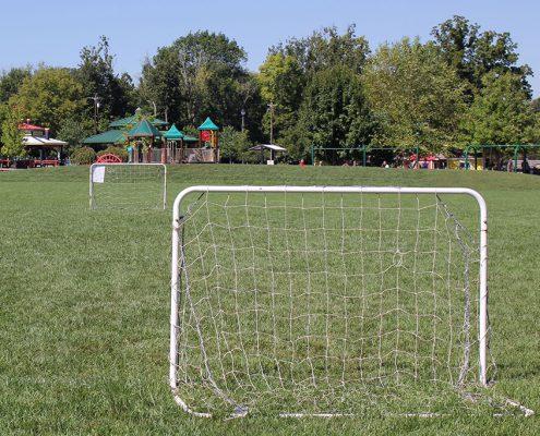 Beech Acres Park soccer field