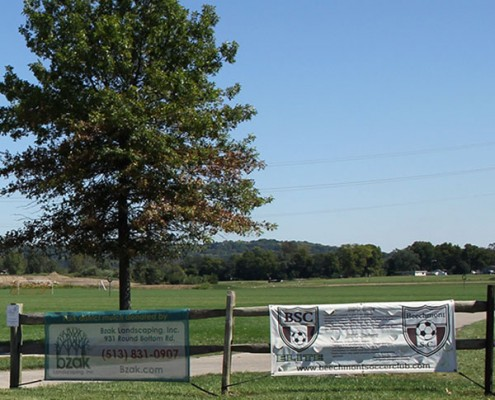 Banner program: Clear Creek Park