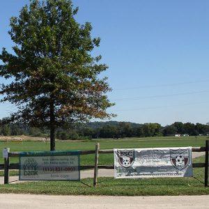 Banner program: Clear Creek Park