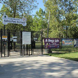 Banner program: Kellogg Park Dog Field