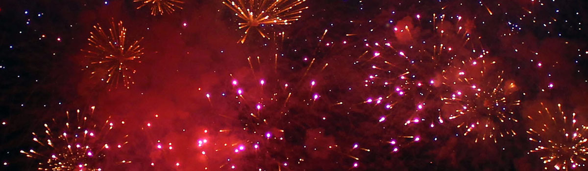 fireworks finale at greater anderson days