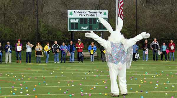 Adult Egg Hunts For Ages 18 And Up At Riverside Park All Weather Fields