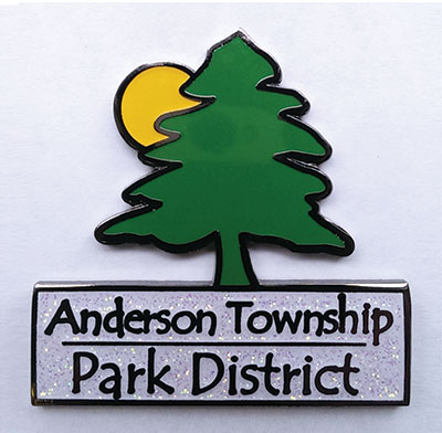 Anderson Park District geocoin