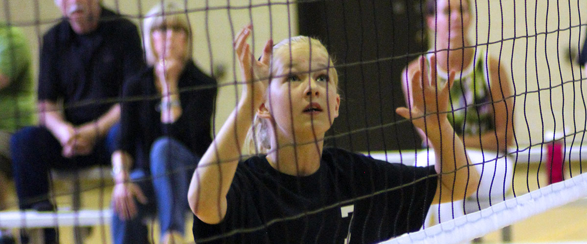 girls youth volleyball competitive leagues