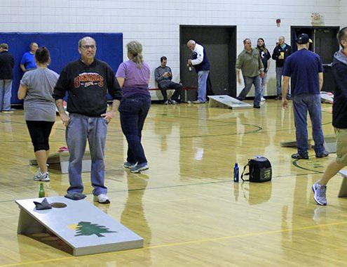 Adult Co-Rec Cornhole League at Anderson Parks RecPlex