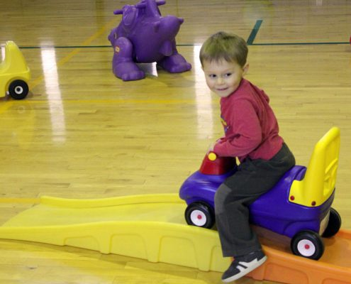 Preschool Open Gym at the Anderson Parks RecPlex