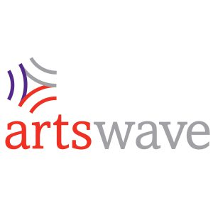 artswave logo sponsor of a fair of the arts