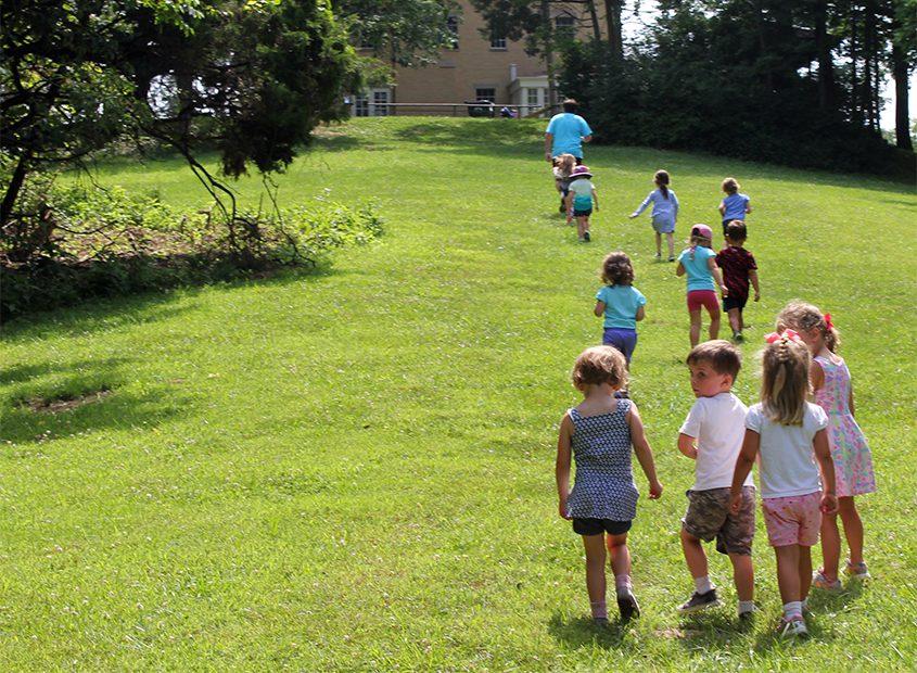 mini camp at johnson hills park