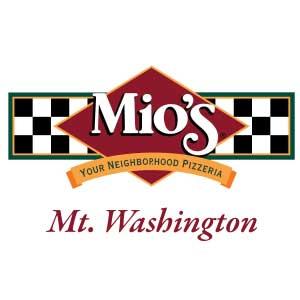 mios pizzeria mt washington logo