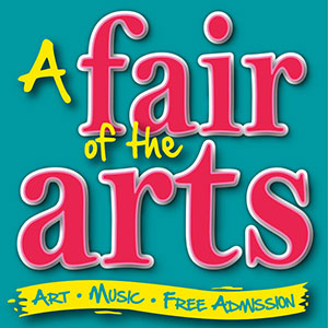 a fair of the arts badge