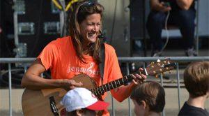 Jennifer Ellis Band to perform at Shazaam Series