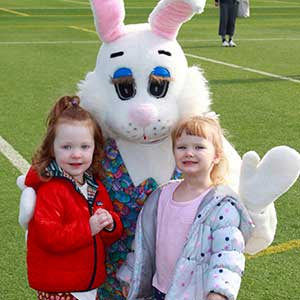 youth egg hunts for ages 0-17 years old at riverside park all weather fields