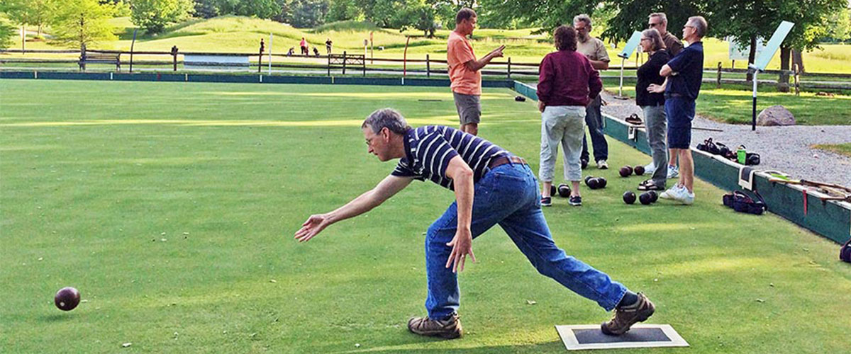 learn to bowl at hamilton county little miami golf center