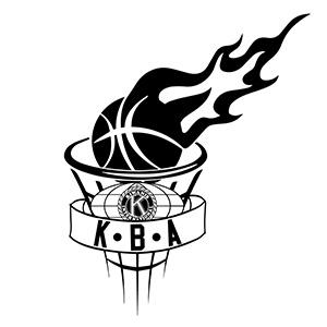 Kiwanis Basketball Logo